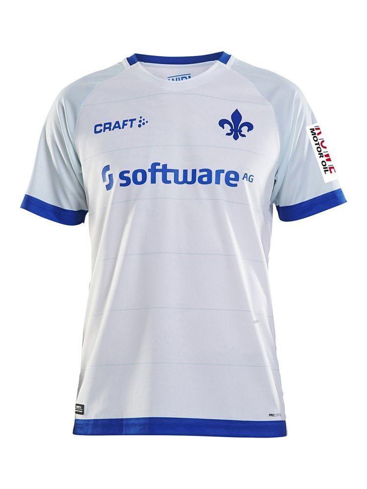 Craft Fußball SV Darmstadt 98 Auswärtstrikot 2018 2019 2019 2019 Away Trikot Herren weiß 523524