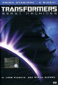 Transformers-Beast-Machines-Stagione-1-2-DVD