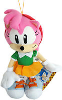 Sonic The Hedgehog Classic Amy Plush With Tag Officially Licensed