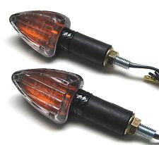 1 Paar Blinker Klarglas lang carbonlook Angle Arrow Tuningblinker kein China !