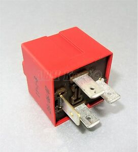 68-Saab-9-3-9-5-9-7-9-3X-Engine-Management-Multi-Use-4-Pin-Red-Relay-GM-24438887