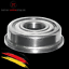 Deep-groove-ball-bearing-with-flange-3-16-034-x3-8-034-x1-8-034-type-FR166ZZ thumbnail 1