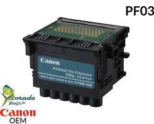 Canon PF-03 Print Head iPF 500 600 700 800 5000 6000 8000 9000 series OEM new