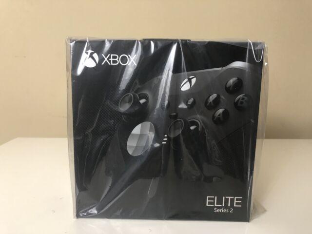 Microsoft Xbox ELITE Wireless Controller Series 2 - Xbox One - Black NEW/SEALED