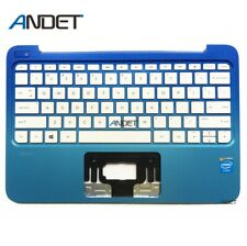 OEM Qwerty UK genuine palmrest with keyboard for HP STREAM 11-D 11-R //HP340-UK-R