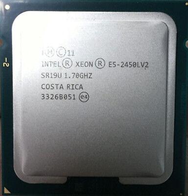 Intel Xeon E5-2450L V2 QS 1.7GHz LGA 1356 QF63 10-Core 25M 60W  CPU Processor