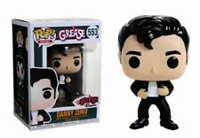 FK29442 Grease POP Movies Figura Danny Zuko Caja PET Protectora