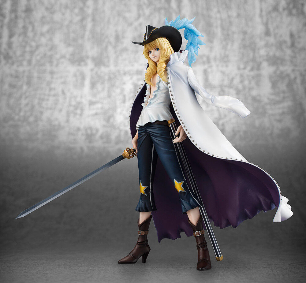 ONE PIECE MEGAHOUSE POP P.O.P. PORTRAIT OF PIRATES CAVENDISH LIMITED EDITION NEW