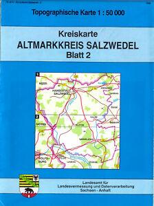 topographische-Kreiskarte-Altmarkkreis-Salzwedel-Blatt-2-1995