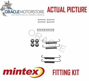 MFR614 NEW MINTEX REAR HANDBRAKE PARKING BRAKE SHOE SET