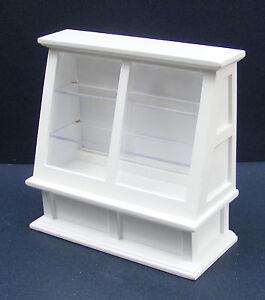 1:12 Scale White Painted Play Pen /& Mattress Tumdee Dolls House Miniature 474