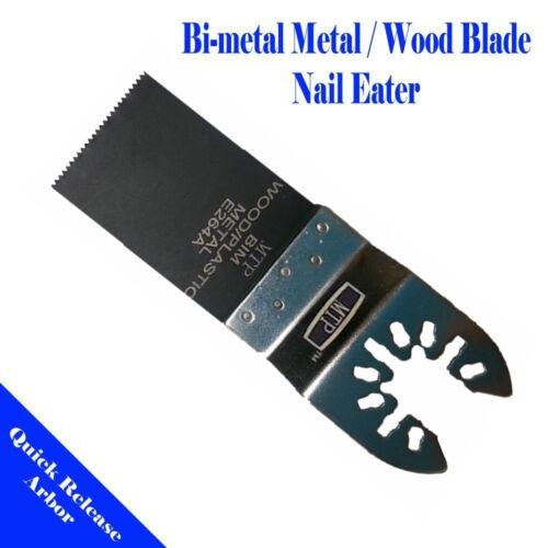 3 Blade Oscillating Multi Tool For Hyperlock Rockwell Porter Cable Dewalt Bosch