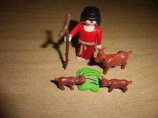 Playmobil BELEN, FIGURAS, HEBREO, ALDEANO, ANIMALES