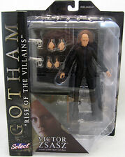 Diamond select GOTHAM Rise of the villains   SERIES 3 Victor Zsasz  NEW SEALED!