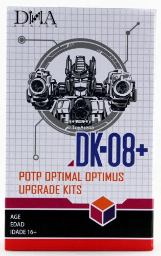Upgrade Kit for POTP Optimal Optimus Add On Kit USA Seller DNA Designs DK-08