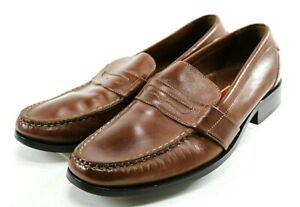 Cole Haan Douglas $120 Men's Penny Loafers Casual Shoes ...