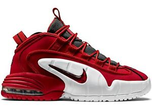 sale retailer 7a056 1fd12 Image is loading NIKE-Air-Max-Penny-1-LE-GS-Red-