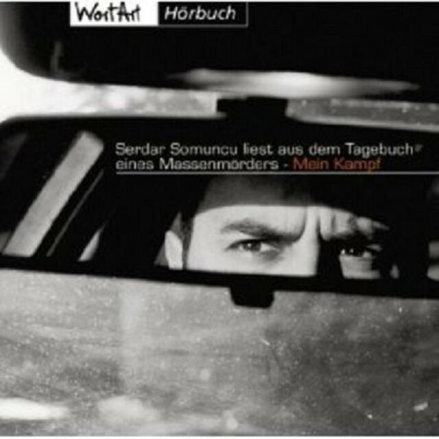 "SERDAR SOMUNCU ""LIEST AUS DEM TAGEBUCH EINES..."" CD NEU"