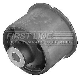 Axle Beam Mount fits FORD FIESTA Mk6 1.5D Rear Left or Right 2012 on Suspension