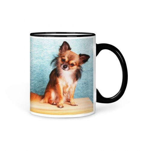 TASSE Kaffeetasse Hund Dog Tier  V8