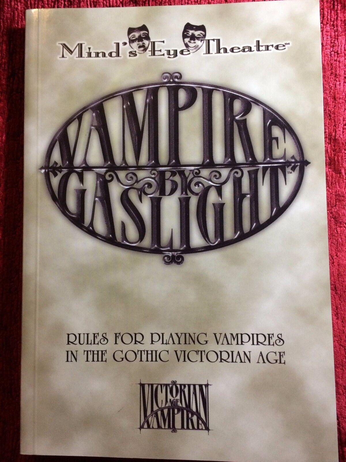 Vampiro por Gaslight-Vampiro  la Mascarada Mind's Eye Theatre-WW5041-Nuevo