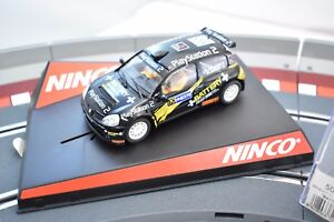 NINCO-50368-1-32-SLOT-CAR-RENAULT-CLIO-SUPER-1600-034-BATTERY-PLAYSTATION-2