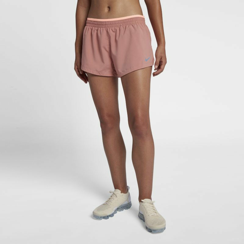 """Ladies NIKE Running Elevate 3"""" Shorts. Size Small 895823-685"""