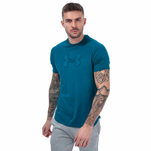 Mens Under Armour Unstoppable Move T-Shirt In Green
