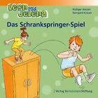 Leon und Jelena - Das Schrankspringer-Spiel von Raingard Knauer und Rüdiger Hansen (2016, Taschenbuch)