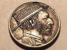 Original 1913 Hobo Nickel by Tufty