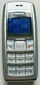 Nokia 1600-Argento (Sbloccato) Cellulare, Snake xenzia gioco, il venditore Regno Unito