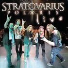 Polaris Live by Stratovarius (CD, Jul-2010, 2 Discs, Eagle Rock Entertainment)