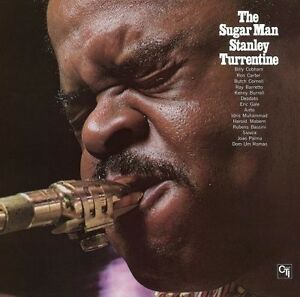 Stanley-Turrentine-Sugar-Man-New-CD-Blu-Spec-CD-Japan-Import