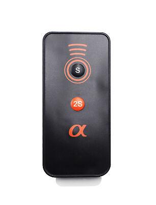 Ir Control Remoto Inalámbrico Para Sony A7 a7r A-7 Ii ilce7 A6000 Nex-5t 7 A900 A77