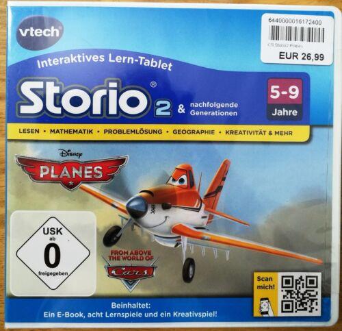 spielerisches Lernen Storio Spiele von VTech ab 4 jahren für Interaktives