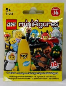 Lego 71013 Series 16 Minifigures 1 X Blind Pack Bag Sealed