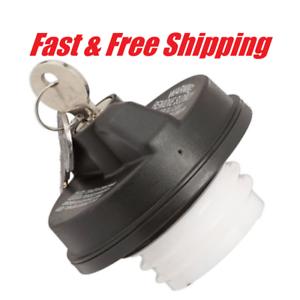 Keyed Alike OEM Type Locking Fuel Cap For Gas Tank OE Genuine Stant 17504