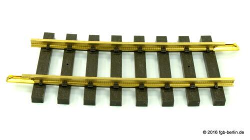 Piko G 35218 Gebogenes Messing Gleis G-R7 7,5° für LGB Gartenbahn Spur G
