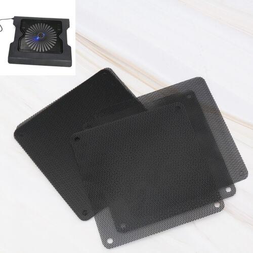 PC Fan Grills /& Filters 120 x 120 mm Dustproof Mesh PVC Computer Mesh 10pcs