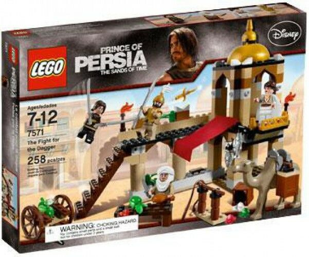 LEGO Prince of Persia Fight for the Dagger Set  7571