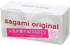 Sagami Original 0.02 002 Condoms 20-pcs