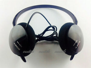 Genuine-Sony-MDR-G45LP-Street-Style-Neckband-Headphones-Headset-Black-Color