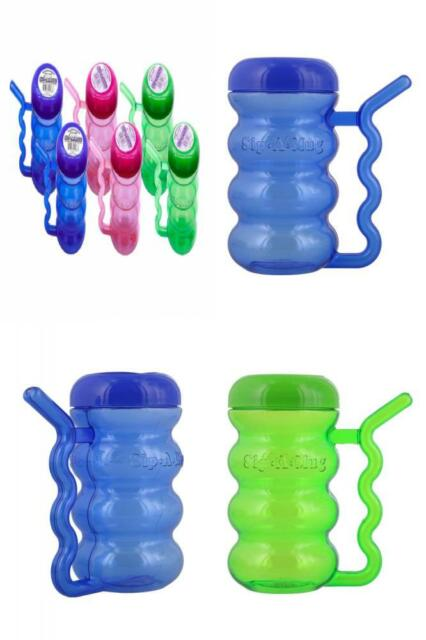 Arrow Home Products 00168 Sip-A-Mug 6 Pack Assorted 14 oz