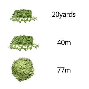 Artificial-Fabric-Leaf-Garland-Plants-Vine-Hanging-Wedding-Garland-Decor-ur