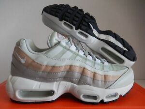 the latest c1ef5 9e570 Image is loading WMNS-NIKE-AIR-MAX-95-MOON-PARTICLE-LIGHT-