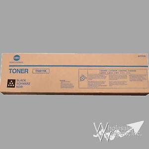 Genuine-Konica-Minolta-TN611K-Black-Toner-bizhub-C550-C650-A070130-TN611