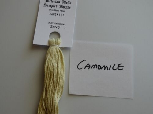 DMC CONVERSION 3047 20yards Over-dyed,embroidery floss,Camomile