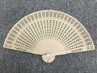 Chinese Japanese Folding Fan Bamboo Hand ! U.S. Seller
