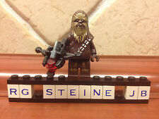 Lego® Figur Star Wars™ Chewbacca™ 75105 Falcon Han Solo™ Armbrust  NEU sw532