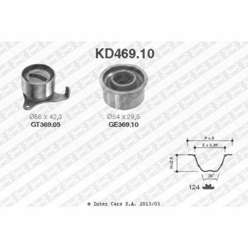 Courroies SNR kd469.10